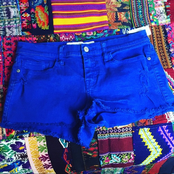 Abercrombie & Fitch Pants - 🔥 Abercrombie Blue Shorts